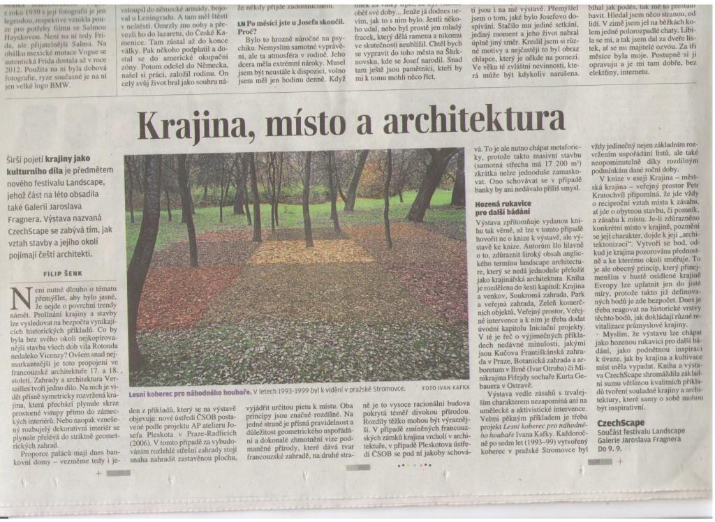 Lidove noviny 11072014