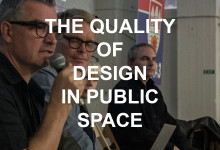 Quality of design in public space